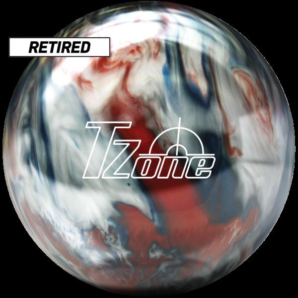 Retired TZone Patriot Blaze ball