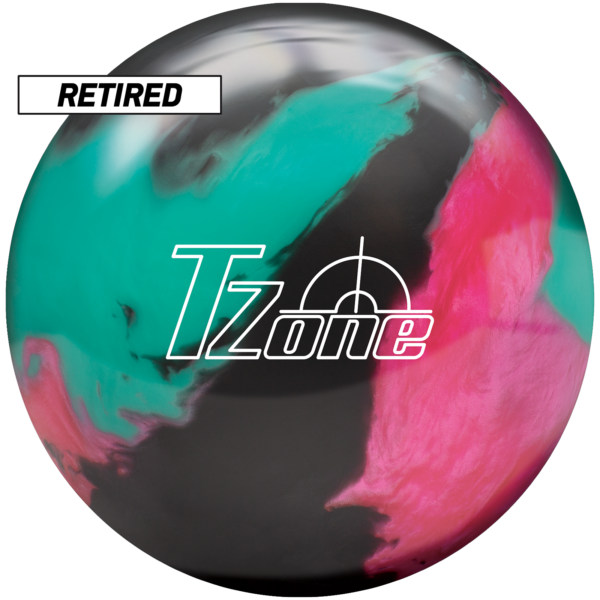 Retired TZone Razzle Dazzle ball