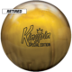 Retired Kingpin Gold Special Edition ball, for Kingpin Gold Special Edition™ (thumbnail 1)