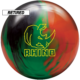 Retired Rhino Black Green Orange Pearl ball, for Rhino™ - Black / Green / Orange (thumbnail 1)