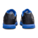 Heel view of the Black and Royal Blue Renegade shoes, for Renegade - Black / Royal (thumbnail 4)