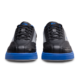 Toe view of the Black and Royal Blue Renegade shoes, for Renegade - Black / Royal (thumbnail 3)