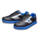 Pair of Black and Royal Blue Renegade shoes facing left, for Renegade - Black / Royal (thumbnail 6)