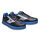 Pair of Black and Royal Blue Renegade shoes facing right, for Renegade - Black / Royal (thumbnail 5)