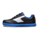 Inner side view of the Black and Royal Blue Renegade shoe, for Renegade - Black / Royal (thumbnail 2)
