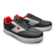 Pair of Black and Red Renegade shoes facing right, for Renegade - Black / Red (thumbnail 5)