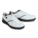 Pair of White and Black Vapor shoes facing right, for Vapor - White / Black (thumbnail 2)