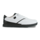 Side view of the White and Black Vapor shoe, for Vapor - White / Black (thumbnail 1)