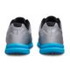 Heel view of the Silver and Sky Blue Fuze shoes, for Fuze - Silver / Sky Blue (thumbnail 4)