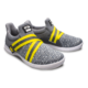Pair of the Grey and Yellow Slingshot shoes facing right, for Slingshot - Grey / Yellow (thumbnail 5)