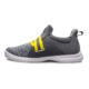 Inner side view of the Grey and Yellow Slingshot shoe, for Slingshot - Grey / Yellow (thumbnail 2)