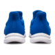 Heel view of the Royal Blue and White Slingshot shoes, for Slingshot - Royal / White (thumbnail 4)
