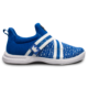 Side view of the Royal Blue and White Slingshot shoe, for Slingshot - Royal / White (thumbnail 1)