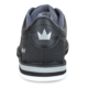 Heel view of the Black Rampage shoe, for Rampage - Black (thumbnail 4)