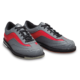 Pair of Grey and Red Rampage shoes facing right, for Rampage - Grey / Red (thumbnail 6)