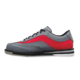 Inner side view of the Grey and Red Rampage shoe, for Rampage - Grey / Red (thumbnail 2)