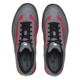 Top view of the Grey and Red Rampage shoes, for Rampage - Grey / Red (thumbnail 3)