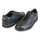 Pair of Men's Black Team Brunswick shoes facing heel to toe, for Men's Team Brunswick - Black (thumbnail 7)