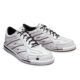 Pair of Men's White Team Brunswick shoes facing right, for Men's Team Brunswick - White (thumbnail 7)