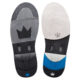 Right and Left soles of the Black Royal Phantom shoes, for Phantom - Black / Royal Carbon Fiber (thumbnail 8)