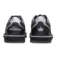 Heel view of the Black and Silver Punisher shoes, for Punisher - Black / Silver (thumbnail 5)