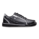 Side view of the Black and Silver Punisher shoe, for Punisher - Black / Silver (thumbnail 1)