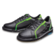 Pair of Black and Neon Green Punisher shoes facing left, for Punisher - Black / Neon Green (thumbnail 7)