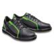Pair of Black and Neon Green Punisher shoes facing right, for Punisher - Black / Neon Green (thumbnail 6)