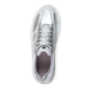 Top view of the White Phantom shoe, for Phantom - White / Silver Carbon Fiber (thumbnail 2)