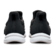 Heel view of the Black and White Slingshot shoes, for Slingshot - Black / White (thumbnail 4)