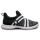 Side view of the Black and White Slingshot shoe, for Slingshot - Black / White (thumbnail 1)