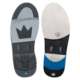Right and Left soles of the Men's Black Team Brunswick shoes, for Men's Team Brunswick - Black (thumbnail 2)
