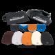 Shoe Support Team B Mens Black Acc Kit 1600X1600