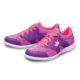 Pair of Purple and Pink Karma Sport shoes facing left, for Karma Sport - Purple / Pink (thumbnail 6)