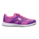 Side view of the Purple and Pink Karma Sport shoe, for Karma Sport - Purple / Pink (thumbnail 1)