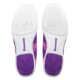 Right and Left soles of the Purple and Pink Karma Sport shoes, for Karma Sport - Purple / Pink (thumbnail 8)