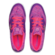 Top view of the Purple and Pink Karma Sport shoes, for Karma Sport - Purple / Pink (thumbnail 7)
