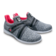 Pair of Grey and Pink Versa shoes facing right, for Versa - Grey / Pink (thumbnail 5)