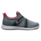 Inner side view of the Grey and Pink Versa shoe, for Versa - Grey / Pink (thumbnail 1)