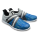 Pair of Blue and Silver Versa shoes facing right, for Versa - Blue / Silver (thumbnail 5)