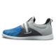 Inner side view of the Blue and Silver Versa shoe, for Versa - Blue / Silver (thumbnail 2)
