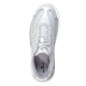 Top view of the Women's White Team Brunswick shoe, for Women's Team Brunswick - White (thumbnail 6)