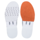Right and Left soles of the Intrigue shoes, for Intrigue - White / Black (thumbnail 2)