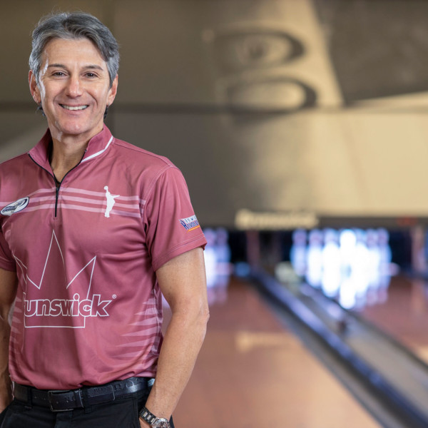 Legends of the Crown Pro Staffer Amleto Monacelli Portrait on the lanes