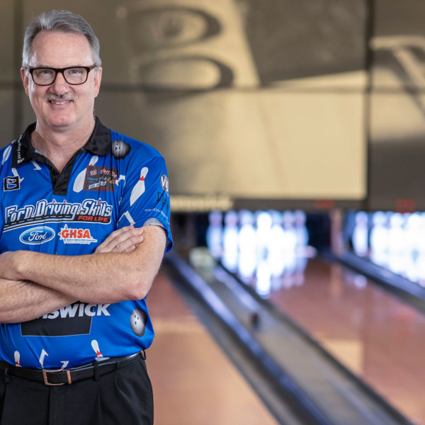 Legends of the Crown Pro Staffer Walter Ray Williams, Jr. Portrait on the Lanes