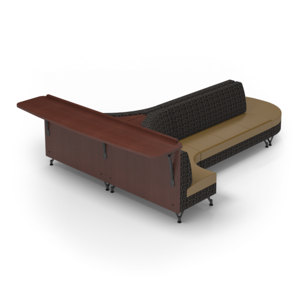 Center Stage Seating with Modwall. Free Orbit & Camel