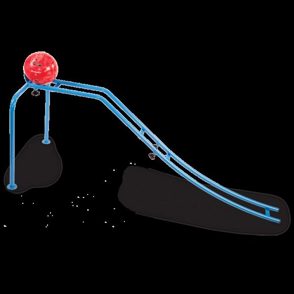 Ball Ramp in Blue