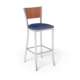 Cs Barstool Artisan Royal Oiledcherry Silver 1220X1220