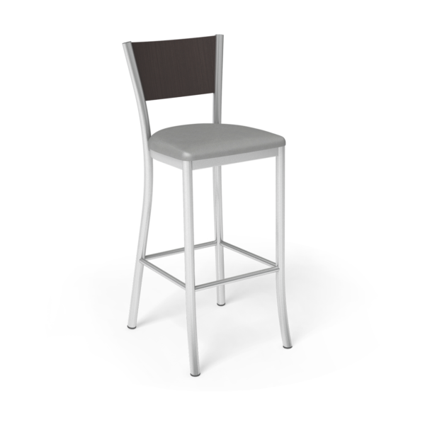 Center Stage Barstool. Artisan Dove Witchcraft Silver