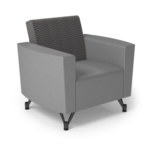 Center Stage Chair. Focal Hudson & Dove Vinyl